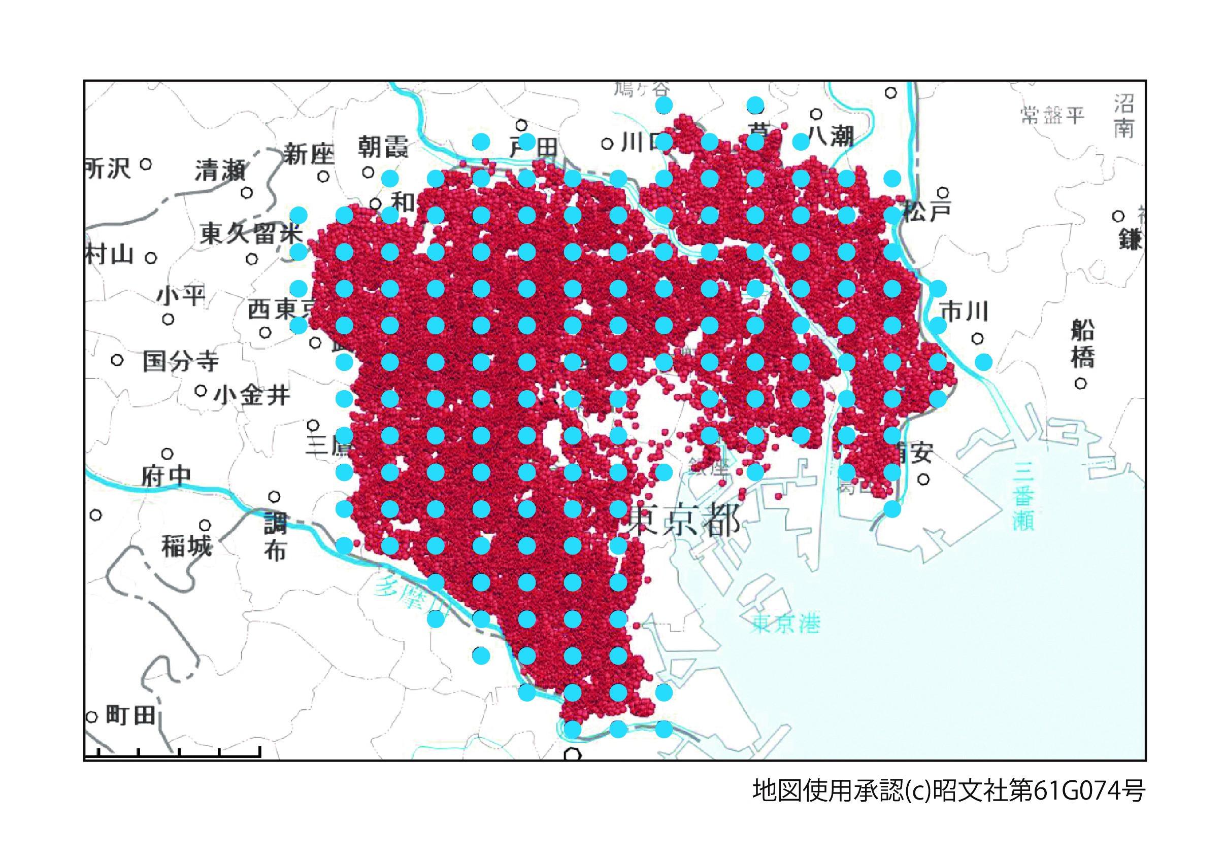 地震計の場所