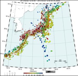 NIED|日本海溝海底地震津波観測...