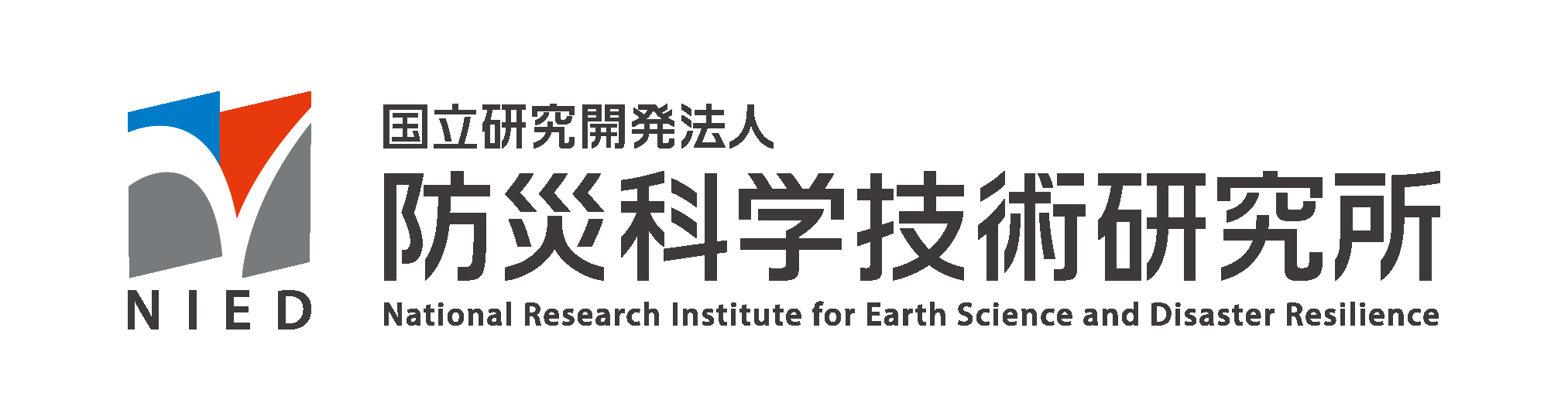 NIED logo